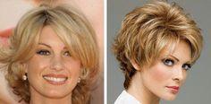 12+ nápadů na krátké účesy pro ženy nad 50 let, díky kterém omládnete! Health And Beauty, Hair Beauty, Make Up, Style Inspiration, Hair Styles, Funguje To, Outfit, Short Hair, Haircuts