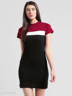 Checkout this latest Dresses Product Name: *Women's Printed T-Shirt Cotton Dress* Sizes: S, M, L Country of Origin: India Easy Returns Available In Case Of Any Issue   Catalog Rating: ★4.2 (9309)  Catalog Name: Jivika Opaque Cotton Womens Dresses CatalogID_221852 C79-SC1025 Code: 782-1698302-666