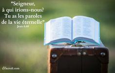 jean 6 verset 68 bible ellecroit.com