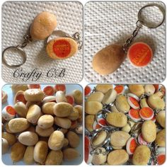 100pcs pandesal keychain #polymerclay #craftybycb #handmade #foodies #souvenirs Pandesal, Foodies, Polymer Clay, Vegetables, Handmade, Crafts, Hand Made, Manualidades, Vegetable Recipes