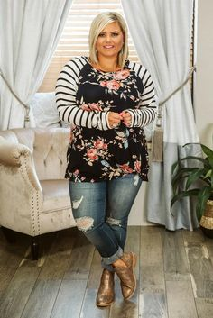 See Latest Trends in Curvy Tops from Glitzy Girlz Plus Size Boutique See Latest Trends in Curvy Tops from Glitzy Girlz Plus Size Boutique,Curvy Fashion Curvy Tops – Glitzy Girlz Boutique Related posts:Aztec Skirt. Plus Size Winter Outfits, Outfits Plus Size, Plus Size Fall Outfit, Plus Size Fashion For Women, Curvy Outfits, Mode Outfits, Girl Outfits, Casual Outfits, Plus Fashion