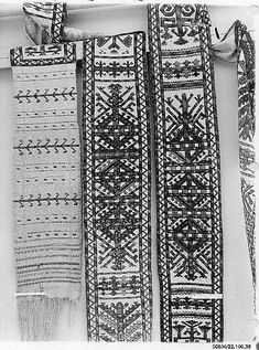 tent band. first half of 19th century. turkmenistan or iran.