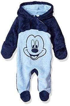 Disney Baby Boys' Mickey Mouse Pram, Medieval Blue, M. Little Boy Outfits, Toddler Outfits, Baby Boy Outfits, Cool Baby Clothes, Babies Clothes, Babies Stuff, Kid Stuff, Mickey Mouse Outfit, Baby Doll Accessories