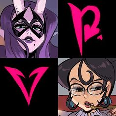 I'll be at Anime Expo this year, in the artist alley, table Stop by and say hello if you are at the convention.If you happen to be a fan D. Violet from Skullgirls, there is a special unofficial. Skullgirls, Anime Expo, Anime Art, Character Art, Character Design, Artist Alley, Video Game Characters, Monster Art, Art Girl