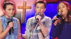 Country Music Lyrics - Quotes - Songs Leonard cohen - Watch These Three AMAZING Kids Perform 'Hallelujah' on 'The Voice'! - Youtube Music Videos http://countryrebel.com/blogs/videos/19162931-watch-these-three-amazing-kids-perform-hallelujah-on-the-voice
