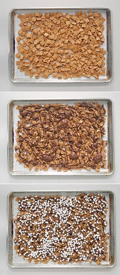 S'mores Snack Mix Recipe | POPSUGAR Food