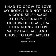 Last dose of knowledge for the day from Queen Latifah #inspiration #motivation #wisdom #quote