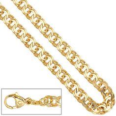 JOBO Garibaldikette 585 Gelbgold 45 cm Gold-Halskette Jobo http://www.amazon.de/dp/B00E7MYHFQ/?m=AMWB9IWQTFGZU