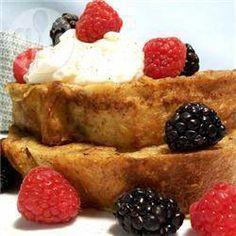 French Toast @ de.allrecipes.com