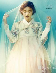 Hanbok 한복 korean traditinal costume