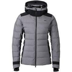 d775aa71ad  1350 The Kjus Snowscape is an all time favourite in the Kjus range. The  Snowscape 2017 womens ski jacket is white duck down 90 10 and 20