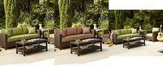 Katalina Outdoor Seating Collection