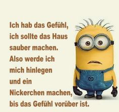 Sprüche Funny Images, Funny Photos, Minion Banana, Disney Movie Quotes, Dump A Day, Grumpy Cat Humor, Minions Quotes, Just Smile, I Feel Good