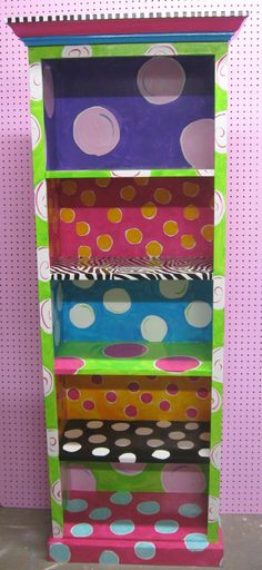Bookcase from Christy's Funky Furniture