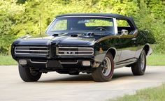 Pontiac Judge GTO Convertible 1969