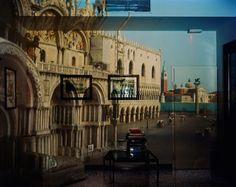 Available for sale from Edwynn Houk Gallery, Abelardo Morell, Upright Camera Obscura: The Piazzetta San Marco Looking Southeast in Office, Venice A… See Photo, Photo Art, Master Of Fine Arts, Henri Cartier Bresson, Exterior, Famous Photographers, Art Institute Of Chicago, Color Photography, Photo Contest