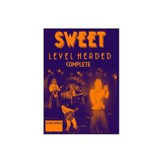 THE SWEET LEVEL HEADED LIVE DVD & CD LIMITED BOXED ED HAND 250 NUMBERED - AUTOGR