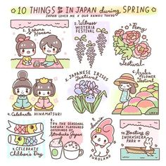 10 Thing to do In Japan during Spring | Japan Lover Me Lists