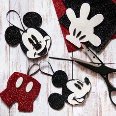 Décorations de Noël Mickey