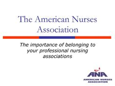 the-importance-of-belonging by Nursing Program via Slideshare