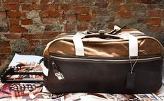 74street Leather Troller handmade Genuine Leather by 74streetbags, $425.00