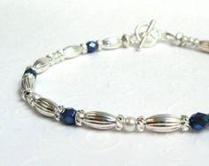 Handmade Beaded Bracelets – Etsy