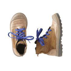 Palladium Pampa Hi Leather (ES2355) | Tea Collection