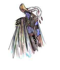 The Third Son of Baenre by sinestromaster on DeviantArt