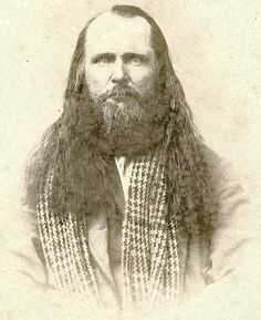"""Orin Porter Rockwell, personal bodyguard of Joseph Smith, U.S. Marshal, plainsman, Mormon, When Jim Bridger """" threatened to kill him the army detachment he was scoutin for laughed and told Jim """"that will be the death of you """". He is believed to have killed more men than Wyatt Earp, Batt Masterson, Tom Horn, and Doc Holiday all combined."""