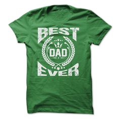 BEST DAD EVER AWESOME SHIRT