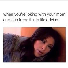 When your mom could have a *little* more chill: | 29 Kim Kardashian Memes That Are Too Damn Real