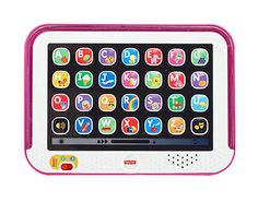 Fisher Price Laugh & Learn - Learning Tablet - Pink (In Greek) (DKK07)  Manufacturer: Mattel Barcode: 887961241341 Enarxis Code: 019161 #toys #tablet #Mattel #Fisher_Price #Greek