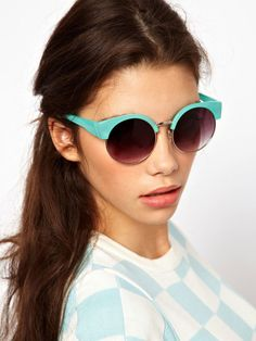 Colorful style Sunglasses and trends Sunwear 2013 Sunglasses and Sunwear Trends 2013