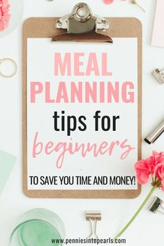 Meal Planning on a Budget Toolkit - FREE Printables & Tips New to meal planning? These awesome meal planning printables helped me learn how to meal plan the right way and save a ton of time and money! This meal planning toolkit taught me such an easy way