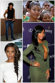 In honor of Gabrielle Union's recent engagement to Dwayne Wade, we thought we'd dedicate this #throwback to the ageless #beauty! Check out that messy #fishtail #braid she rocked on the red carpet or luscious slightly #wavy locks! #GabrielleUnion #DwayneWade #engagement #holidayengagement #hairextensions #extensions #virginhair #indiahair #hairenvy #celebrityhair #hairenvy #beautifulhair #hollywoodglam #hairglam #wavyhair #longhairdontcare #fishtailbraid #braids #hairinspiration
