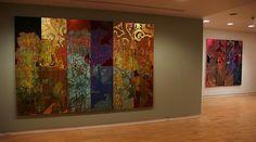 Robert Kushner: Silk Road - Exhibitions - DC Moore Gallery
