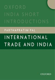 Check out our New Products  International Trade and India COD  AUTHOR  Parthapratim PalPublication date 23.06.2014  Rs.295