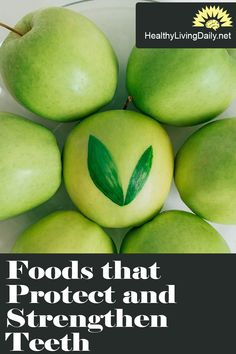 Read this article to learn the best foods that can protect and strengthen your teeth. 👍👊😲😊😬  #foods #powerfulfoods #healthyfoodsforteeth #healthyfoods4teeth #teeth #strengthenteeth #dentalhealth #oralhealth #teethhealth #teethremedies #teeththerapies #oralbacteria #collagendegradation #LowAcidFoods #Seedsandnuts #KiwisandBerries #Shiitake #apple #celery #Onions #Tea #lentinan #catechins #healthylivingdaily #followme #follow