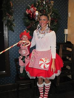 How to cindy lou who costume pinterest grinch costumes and dress up for whoville solutioingenieria Choice Image