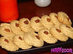 recette Biscuit en forme d'escargot : Recette biscuit, Cuisine Femme Zoom, Recettes de cuisine ...