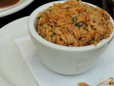 Texas Roadhouse Rice