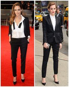 Terno Feminino - Angelina Jolie/ Emma Watson