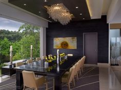 Costa rica dinning room from miami