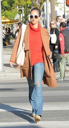 Jessica Alba'nın Alışveriş Stilini Oluşturmanız İçin Parçalar - InStyle Türkiye