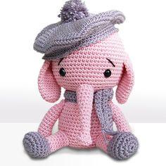 Amigurumi Pattern Emily the Elephant by pepika on Etsy