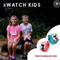 You can tech good manners to kids only when they are safe around you. xWatch Kids keeps their fears away from you & your kids!