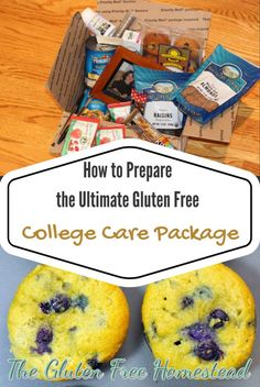 Best gluten free care package | Ideas for girls and guys | healthy treats | For Freshman | For Finals | Food | Fun Fall Semester | Spring Semester
