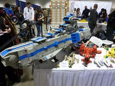 LEGO Space Ship | Flickr - Photo Sharing!