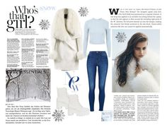 """winter :)"" by medina-93 ❤ liked on Polyvore featuring Topshop"