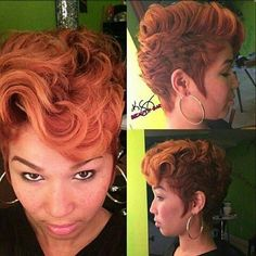 Hot cut and color!!!